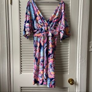 NWT Lilly Pulitzer Parigi Dress Size Medium